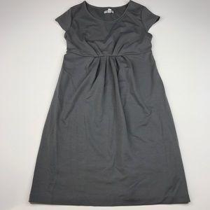 Liz Lange Maternity for Target Grey Dress